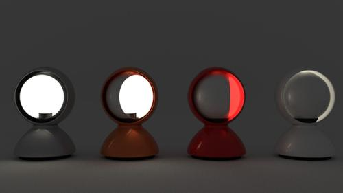 Table Lamp Italian Design preview image
