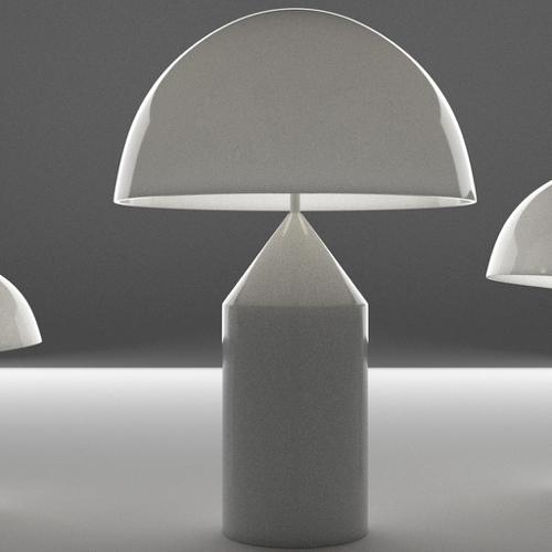 Table Lamp Italian Design 2 preview image