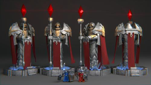 League Of Legends Red Tower/Turret preview image