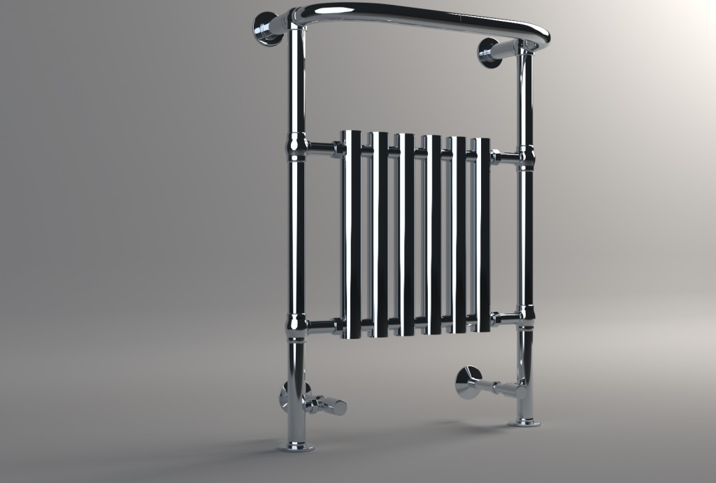 Modern Heated Towel Rail preview image 1