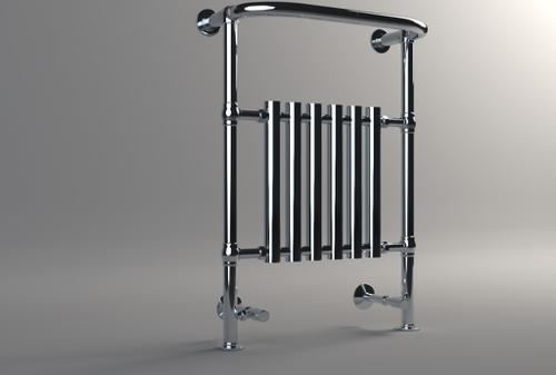 Modern Heated Towel Rail preview image