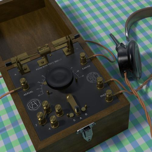 Crystal Radio preview image