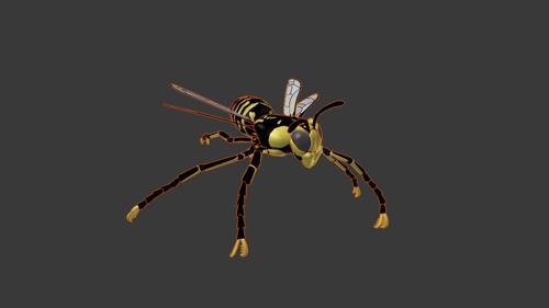 A Wasp (Yellow Jacket) preview image