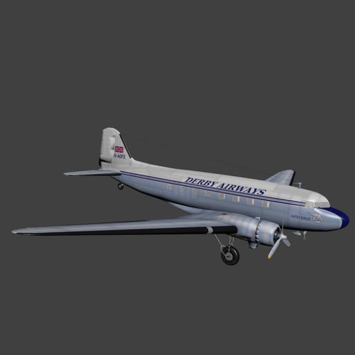 Douglas Dc 3 preview image