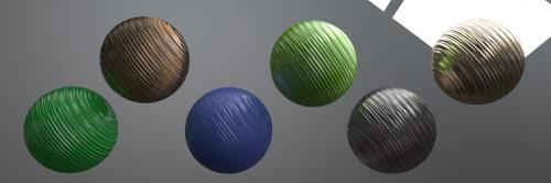 PBR Shaders node-groups preview image