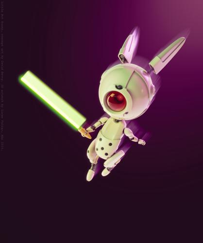 Little Bot Bunny preview image