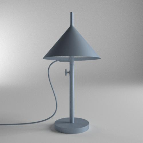 Japanese Design Lamp preview image