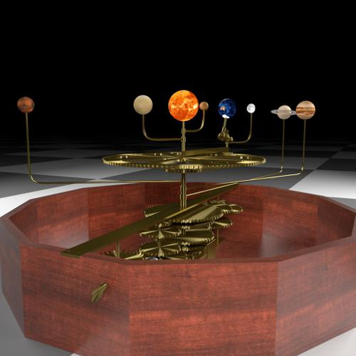 Orrery preview image