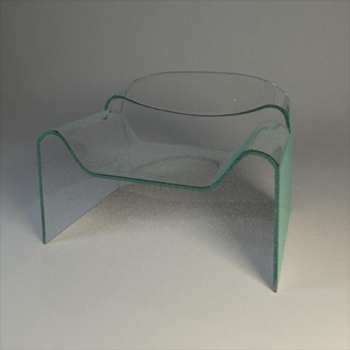 Glass Chair preview image