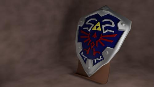Another Hylian Shield preview image
