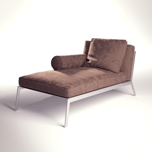 Flexform Happy Chaiselongue preview image