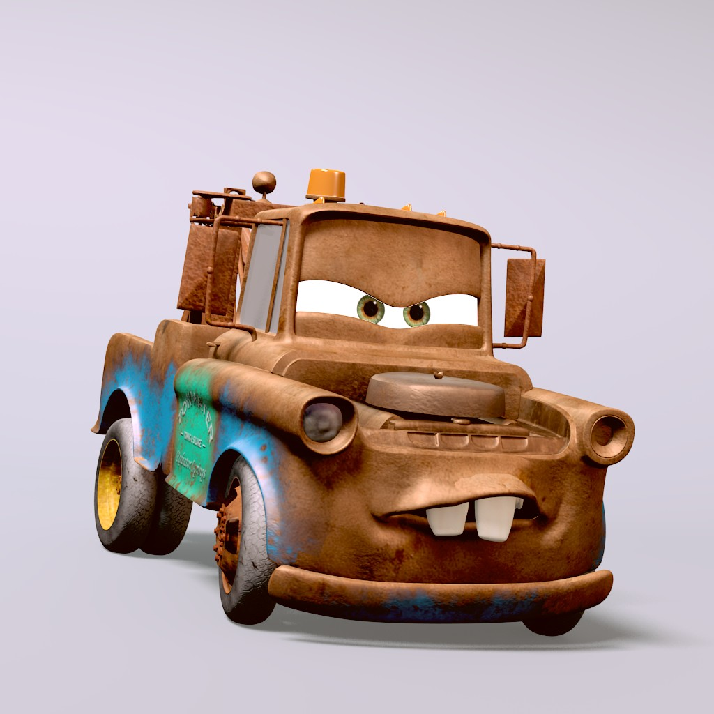 TOW MATER from CARS preview image 2