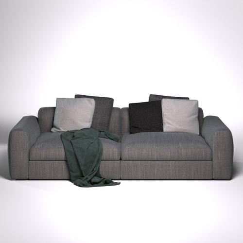 Poliform Dune Sofa  preview image
