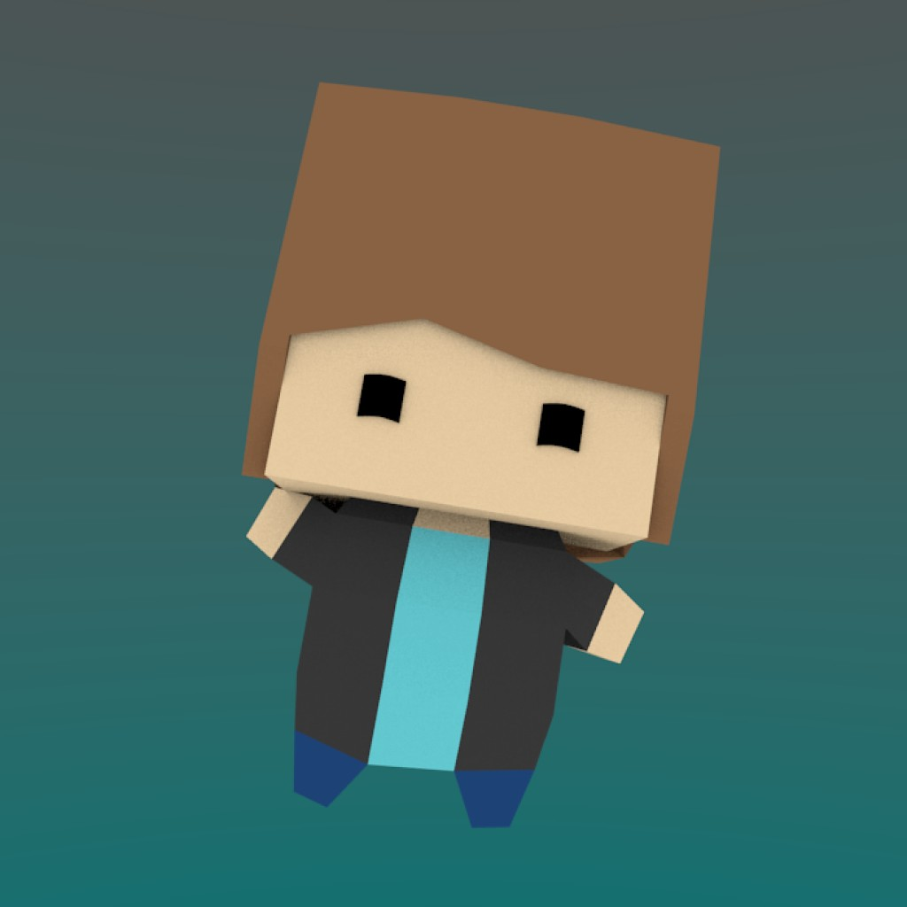 Cubic Boy preview image 1