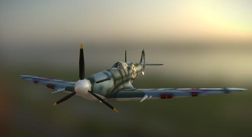 Spitfire 1.0 preview image