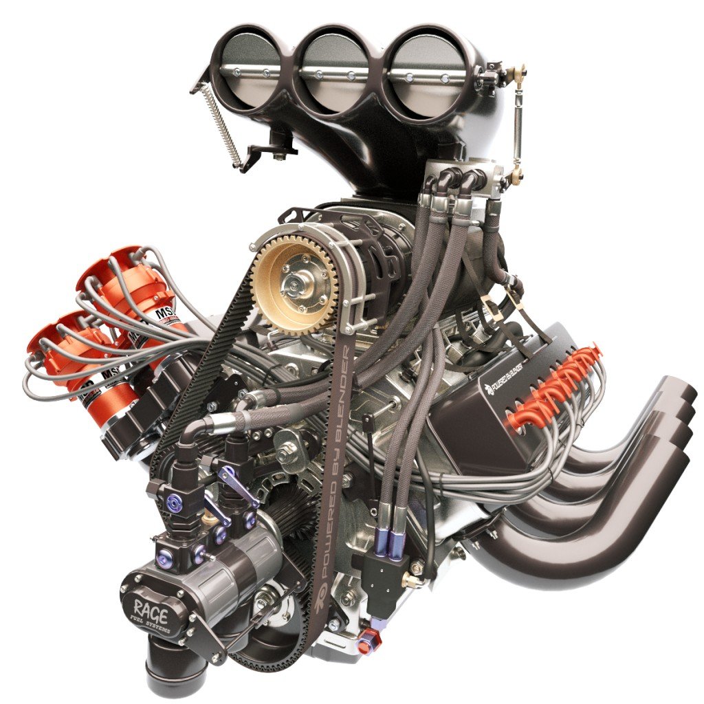 Dragster Engine preview image 1