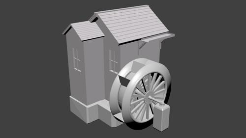 Water mill preview image