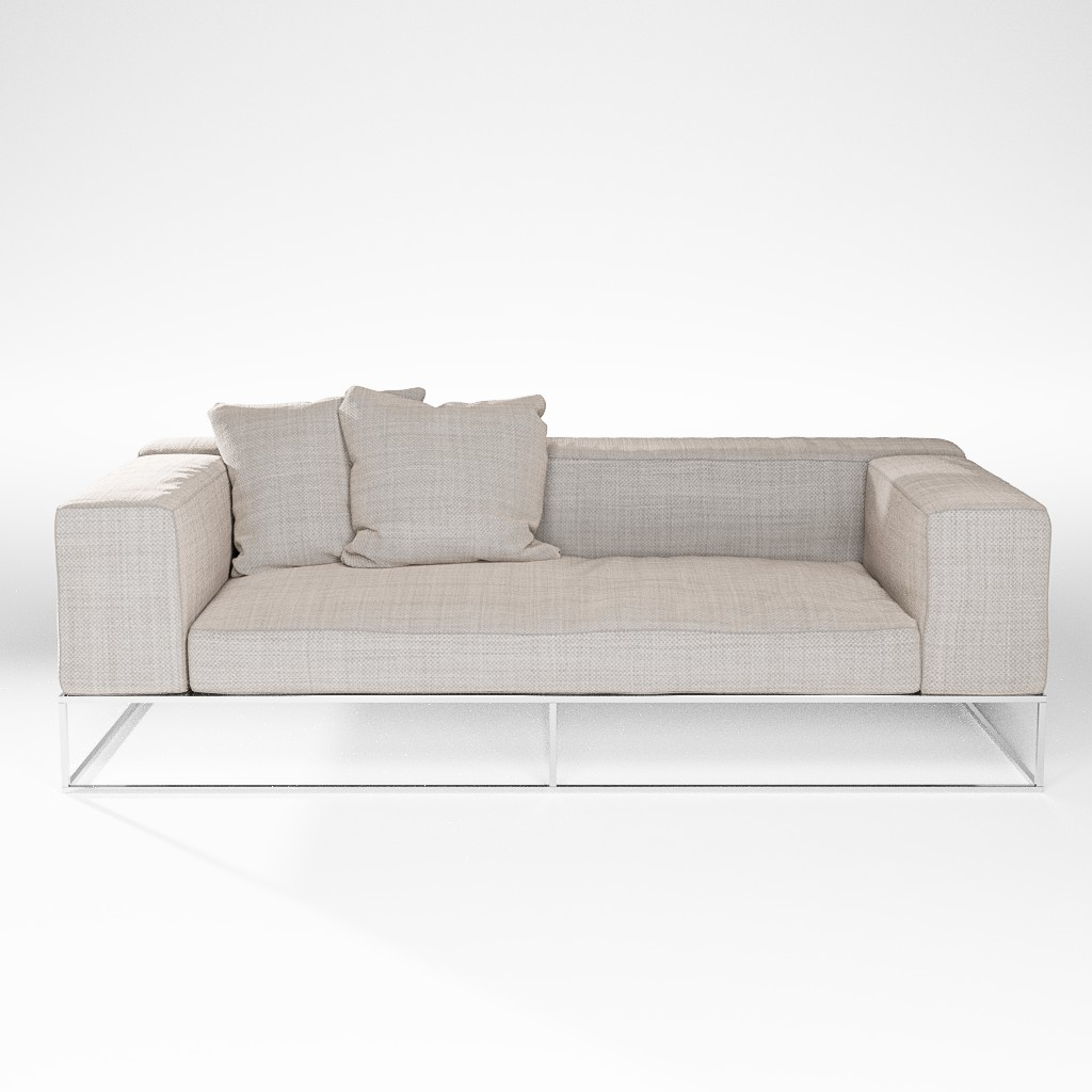 Living Divani Ile Club Sofa preview image 1