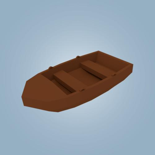 Row Boat preview image