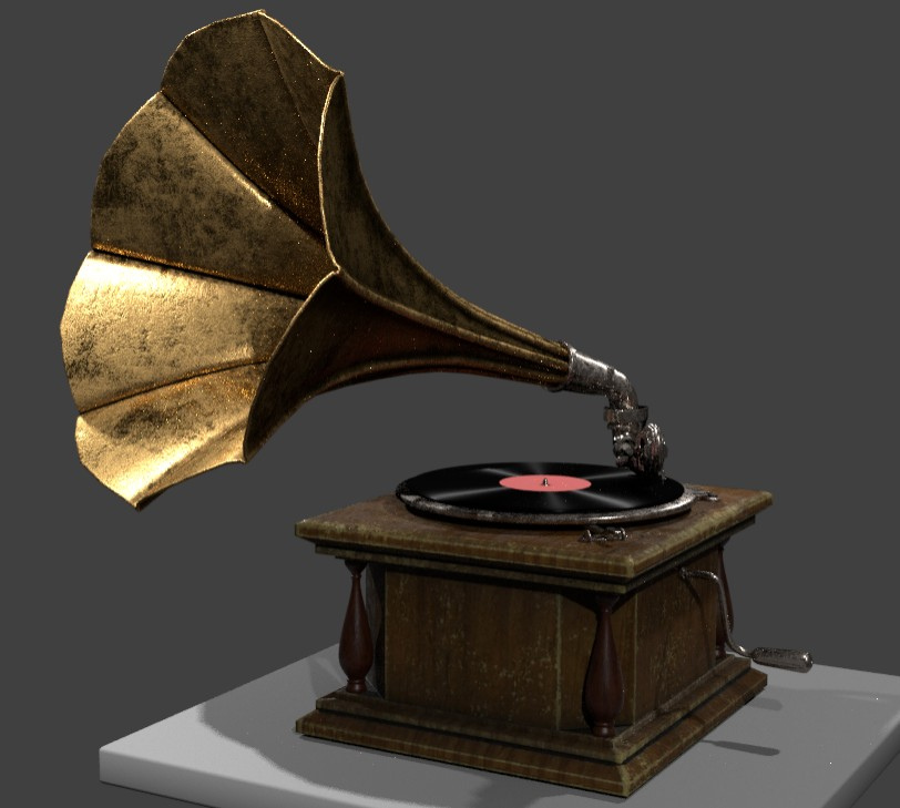 Gramophone Variation  preview image 2