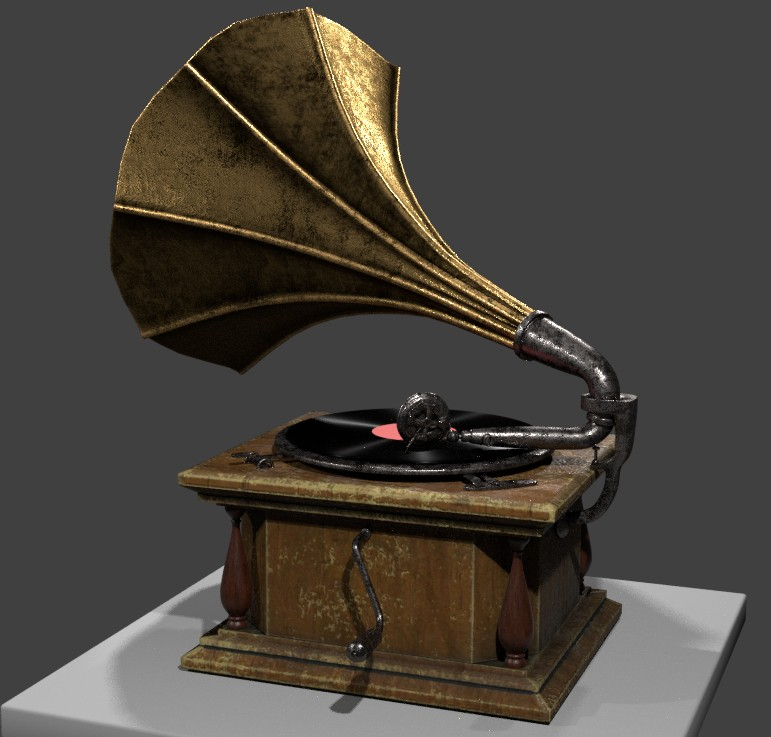 Gramophone Variation  preview image 1
