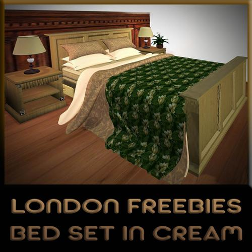 Bed Set preview image