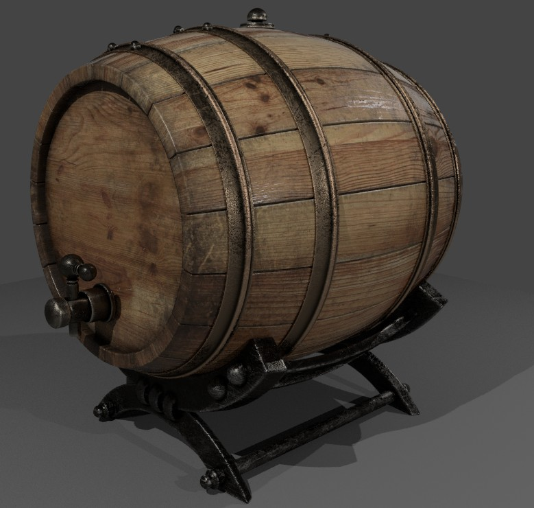 Barrel Variation preview image 1