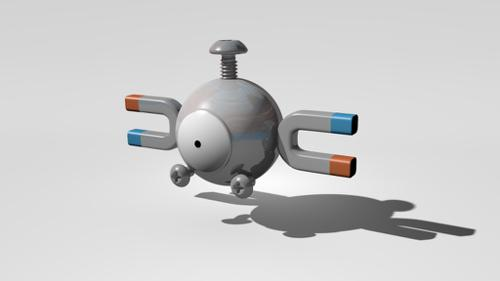 Magnemite preview image