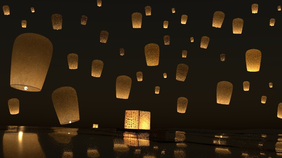 Lanterns preview image 1