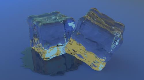Generic Ice Cubes preview image