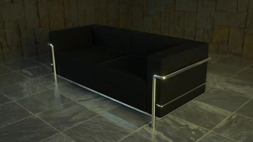 Le Corbusier Sofa preview image