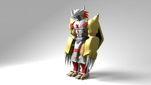 Wargreymon preview image