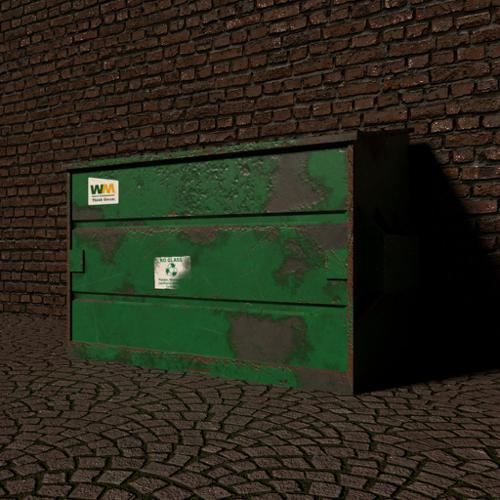 Dumpster preview image