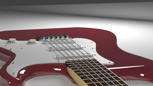 Stratocaster Electric Guitar preview image