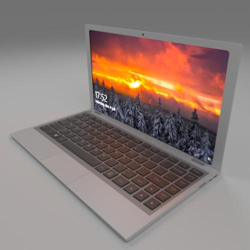 Custom Laptop preview image
