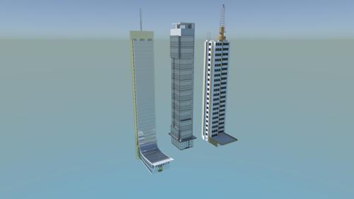 Skyscrapers  preview image