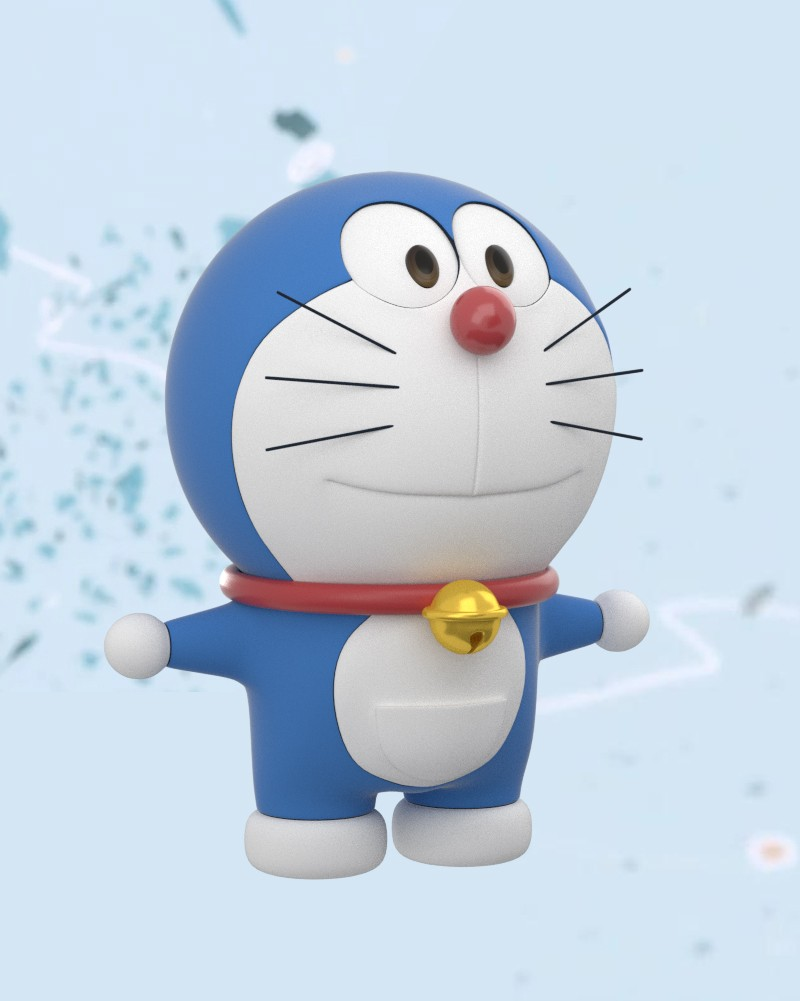Doraemon Cycles Version preview image 1