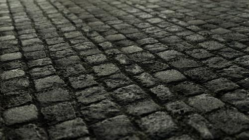 Seamless Cobblestone Texture preview image