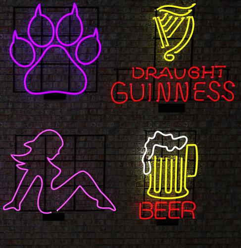 Neon Signs preview image