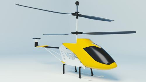 remote control helicopter preview image