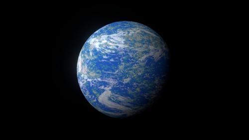 Procedural Earth Material preview image