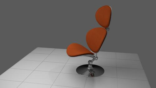 Flexible Lounge Chair preview image