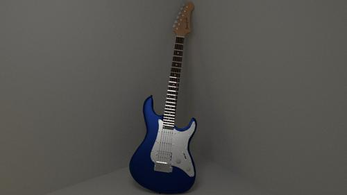 Yamaha Pacifica Electric Guitar preview image