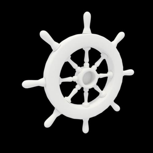 Ship Steering Wheel preview image