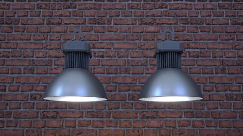 Industrial lamps preview image