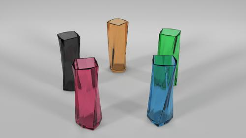 Glass Vases  preview image