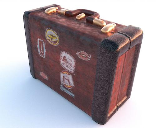 Rigged Suitcase preview image