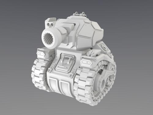 Chibi Tank (Remaster) preview image