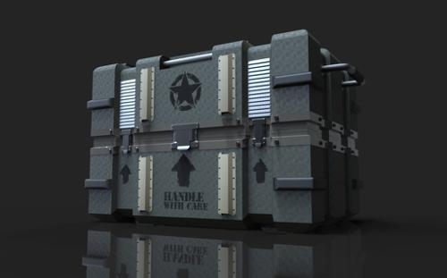 Military Case  preview image