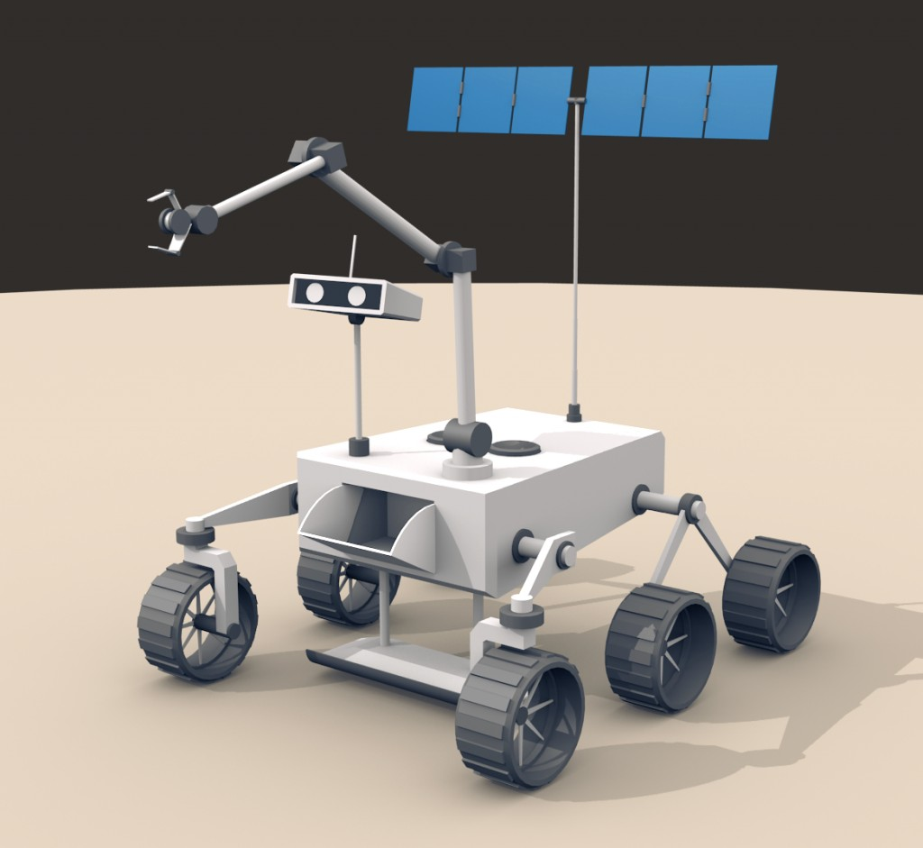 HARveSt Rover rig preview image 1